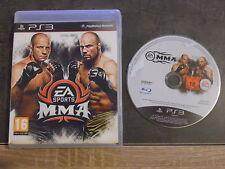 Jeu Sony PS3: MMA