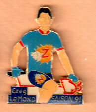 RARE PINS VELO CYCLISME TOUR DE FRANCE - CYCLING - SAISON 91 GREG LEMOND
