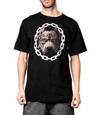 King of the Rude Mean Dog Mens Black T-Shirt. Size Medium & Large.