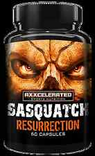 Sasquatch DNA Resurrection Muscle & Strength Builder FAST FREE SAME DAY SHIPPING