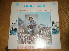 RANDALL COLLINS / STANDS TALL IN GEORGIA COTTON ~ 1972 Atteiram Album ~ NR MINT