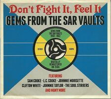 DON'T FIGHT IT, FEEL IT GEMS FROM THE SAR VAULTS 1959 - 1962 - TWO CD BOX SET