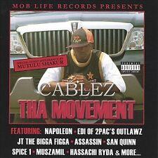 CABLEZ  -  THA MOVEMENT  -  CD, 2003