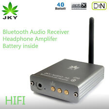 Apt-x Audio Decoder Receiver DSP Bluetooth 4.0 DAC Sound Card HiFi Headphone amp