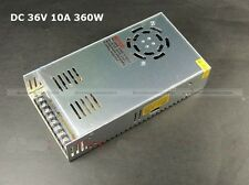 New 36V 10A 360W DC Regulated Switching Power Supply CNC 90014015