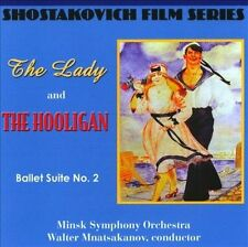 BRAND NEW Shostakovich The Lady and the Hooligan Ballet Suite No2 CD 2010 JZ1172