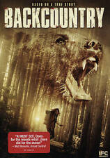 BACKCOUNTRY The MOVIE on DVD a HORROR of BACK COUNTRY Outdoor CAMPING Hiking NEW