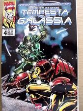 OPERAZIONE NELLA TEMPESTA - Marvel Crossover n°4 1995 ed. Marvel Italia  [SP10]