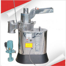 New Automatic Continuous Hammer Mill Herb Grinder,Pulverizer machine,40KG/h