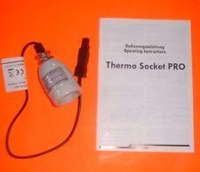 Lucky reptile thermo socket pro-version avec filetage pour Bright Control pro II