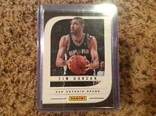2013 Panini Fathers Day limited edition TIM DUNCAN #6 SPURS LEGEND