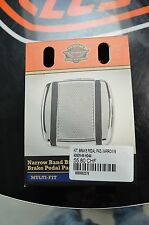 Harley-Davidson Brake Pedal Pad small, Narrow Band,  P/N 42629-00