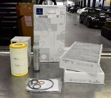 OEM GENUINE MERCEDES BENZ CABIN & OIL FILTER B SERVICE KIT 07-12  GL X164 GL450