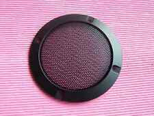 "2pcs 4""inch Matt type Circle Speaker decorative circle With protective grille"