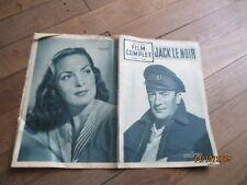 REVUE FILM COMPLET 263 1951 jack le noir george sanders patricia roc