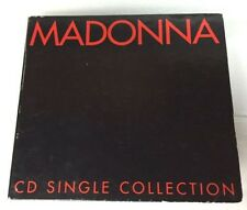 Madonna used CD Singles Collection 40 Disc BOX From Japan