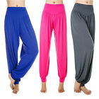Soft Women YOGA Running Gym Exercise Athletic Pants Sport Fitness Trousers F07