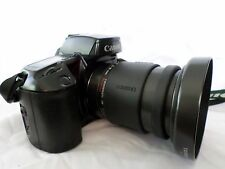 Canon EOS Elan Camera with Tamron AF Aspherical 28-200mm Lens