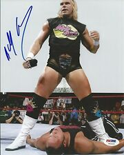 Billy Gunn Signed WWE 8x10 Photo PSA/DNA COA The New Age Outlaws Mr Bad Ass Auto