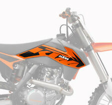 KTM SPOILER SET WITH DECAL 2013 125 250 300 350 450 SX XC SXF XCF 7770805400004A