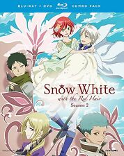 Snow White with the Red Hair Season 2 Blu-Ray/DVD  *pre-order*