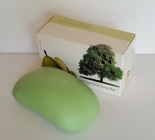 SCOTTISH Fine Soaps ORCHARD PEAR Extra Large Triple Milled Soap Bar 12.3 Oz