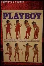 Playboy (D) November 1983 11/83 zum Geburtstag Mussolini