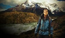 POSTER BEAR GRYLLS MEN VS WILD ULTIMATE SURVIVAL L'ULTIMO SOPRAVVISSUTO NATURA 4