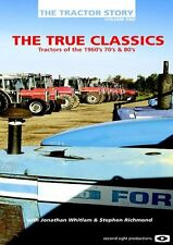THE TRACTOR STORY VOLUME 1 - CLASSIC TRACTORS The 1960's 70's & 80's DVD NEW