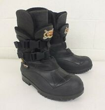 Baffin Technology Canada Bombardier Ski-Doo Team Snowmobile Boots Men's 8 GREAT