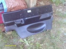 86-92 Firebird Camaro Cargo Rear Cover BLACK with out switch HARDTOP