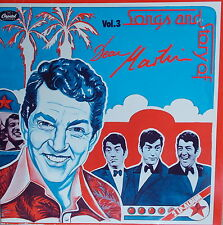 2 LP Dean Martin ‎– Songs And Story Of Dean Martin Vol. 3,NEAR MINT,Capitol Rec.