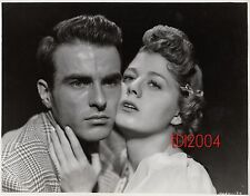 """SHELLEY WINTERS & MONTGOMERY CLIFT Vintage Original Photo '51 """"PLACE IN THE SUN"""""""