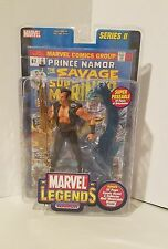 NAMOR Sub Mariner Action Figure Toy Biz Marvel Legends Series II NIP