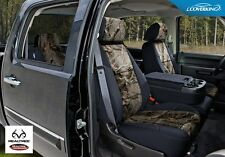 REALTREE HARDWOODS CAMO CUSTOM SEAT COVERS FRONTS for GMC SIERRA 1500