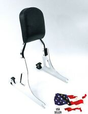 DYNA BACKREST SISSY BAR HARLEY DETACHABLES QUICK DETACH RELEASE DETACHABLE 2006+
