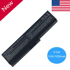 Battery for Toshiba Satellite PA3817U-1BRS C650 C655 C660 C670 L770 M800 US
