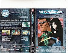 Yu Yu Hakusho:Ghostfiles:Rescue Yukina 7-1992/05-TV Series Japan-4 Episodes-DVD