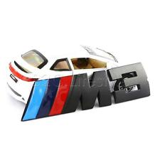 HOT BLACK LOGO BMW M3 320 325 E36 E46 Car Emblem DECAL STICKER CAR BADGE