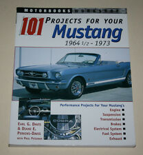 Reparaturanleitung Ford Mustang Mach I, Baujahre 1964 - 1973