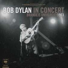 Bob Dylan In Concert: brandeis University 1963 - Bob Dylan CD EPIC