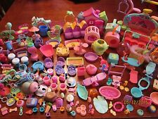 Littlest Pet Shop SURPRISE GRAB BAG 10 Pc. Mixed Random LOT of LPS ACCESSORIES