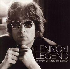 JOHN LENNON Lennon Legend The Very Best Of CD BRAND NEW 20 Tracks