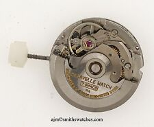 CARAVELLE BY BULOVA AUTOMATIC WATCH AND DATE MOVEMENT SPARES OR REPAIRS Zero 105