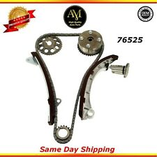 Timing Chain Kit For 98/08 Toyota Corolla Celica Matrix Pontiac Vibe 1.8L