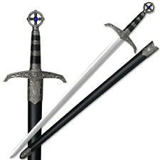 "NEW 37"" Heavy Medieval Great Sword Long Sword Robin Hood"