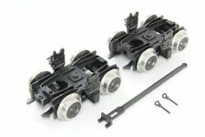 Boerman Rollbockset HSB, Spur G, für Spur II (64mm)-Wagen auf Schmalsspur IIm (4