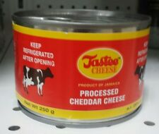 Jamaican Tastee canned Cheese (250g)