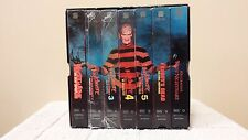 The Nightmare on Elm Street Collection (VHS, 1999, 7-Tape Set)