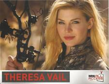 Theresa Vail - NRA All Access signed photo